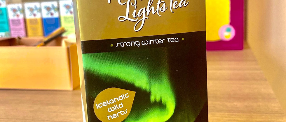 Strong Winter Tea -Northern Lights