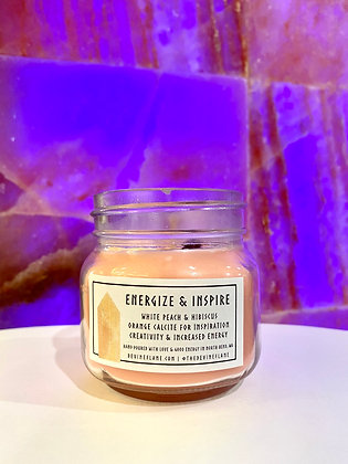 Devine Flame - Energize and Inspire