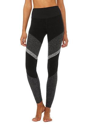 Alo Legging Black/Grey