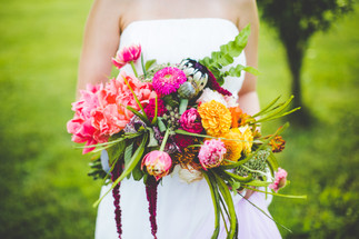 Watercolor Styled Shoot