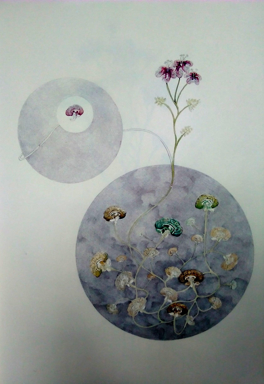 Brain Flowers2
