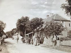 Haus um 1900