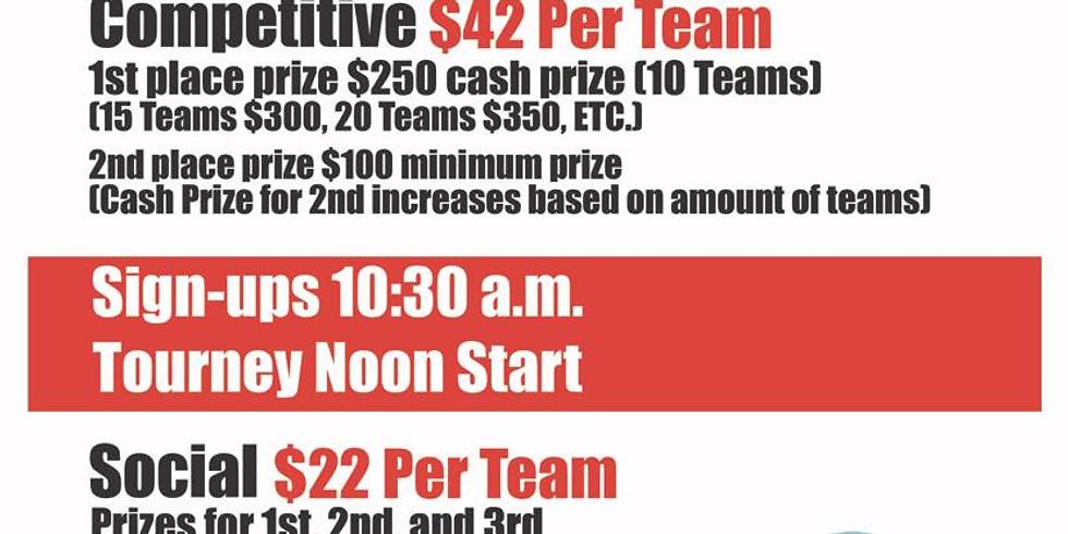 American Legion Cornhole Tournament
