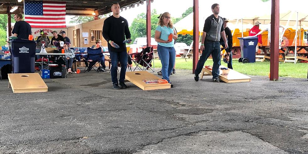 West Winfield Fireman's Field days Tournament