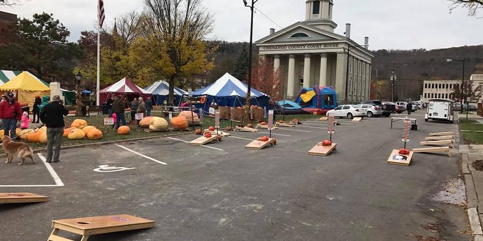 3rd Annual Norwich Pumpkinfest Tournament