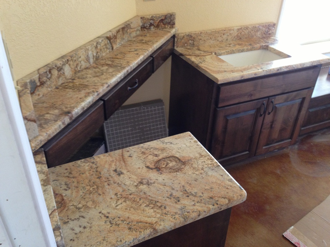 ... Beautiful Granite Countertop.