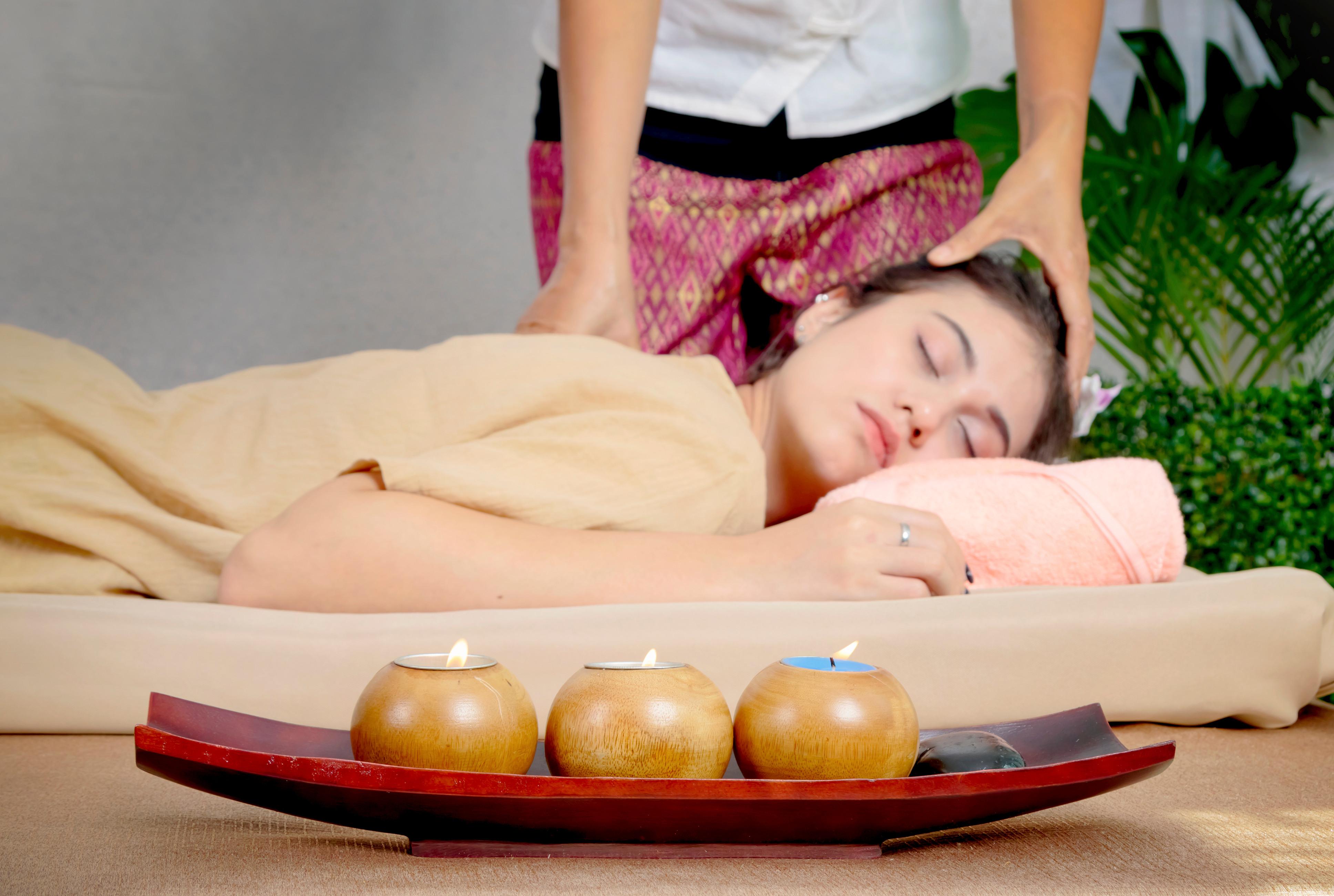 Traditional Thai Massage - 120 mins