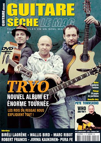 Guitare Sèche Le Mag