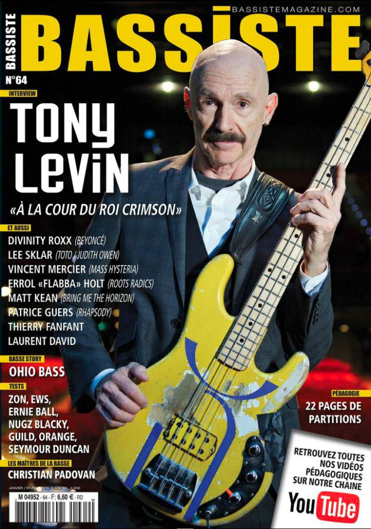 Bassiste Magazine