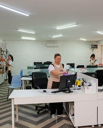 Уборка офисов в Астрахани