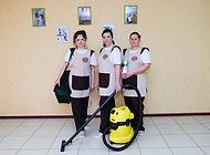 Клининговая компания Три Хозяюшки