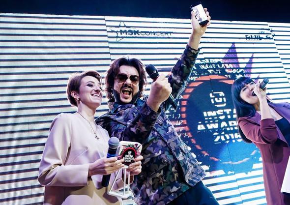 Филипп Киркоров и Кристина Попельнюк