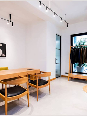 Leather apparel Office