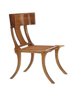 The Iconic Klismos Chair