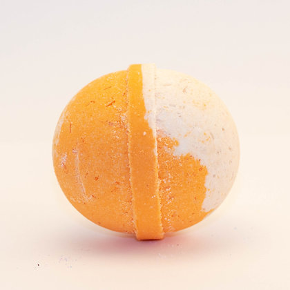 Coconut & Orange Bath Bomb