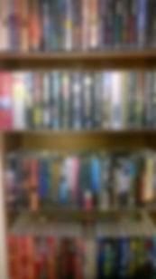 Modern Fiction Best Sellers Hardcover