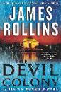 James Rollins - Devil Colony Hard Cover Books Book Store