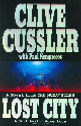 Clive Cussler w/ Paul Kemprecos - Lost City
