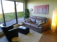 Ron Depner Counselling Office Therpy Room