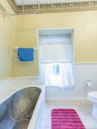 Bedroom 5 Bath with Antique Tub
