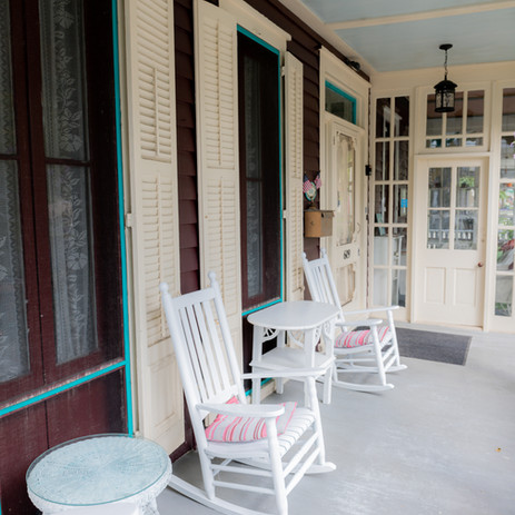 Cape May Front Porch