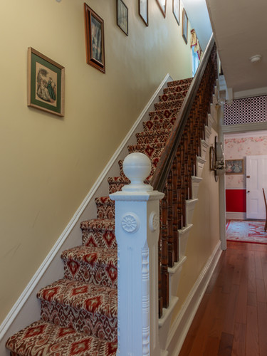 The Main Staircase