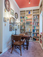 The Library at The John F. Craig House