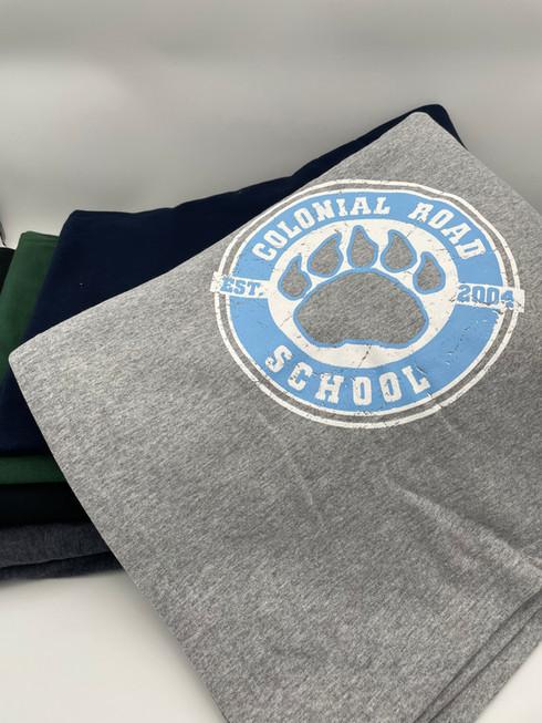 School spirit heating up with new branding