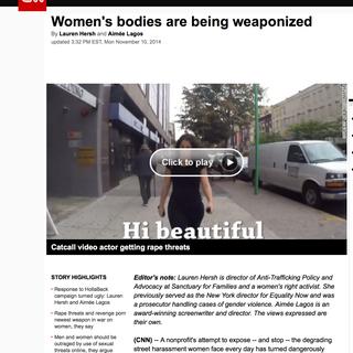 Lauren Hersh & Aimee Lagos for CNN