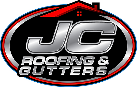 JC Roofing & Gutters Logo