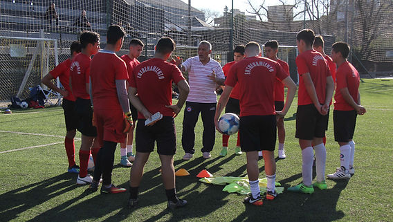 Soccer _ football clinic _ course for coaches in Buenos Aires, Argentina, South America