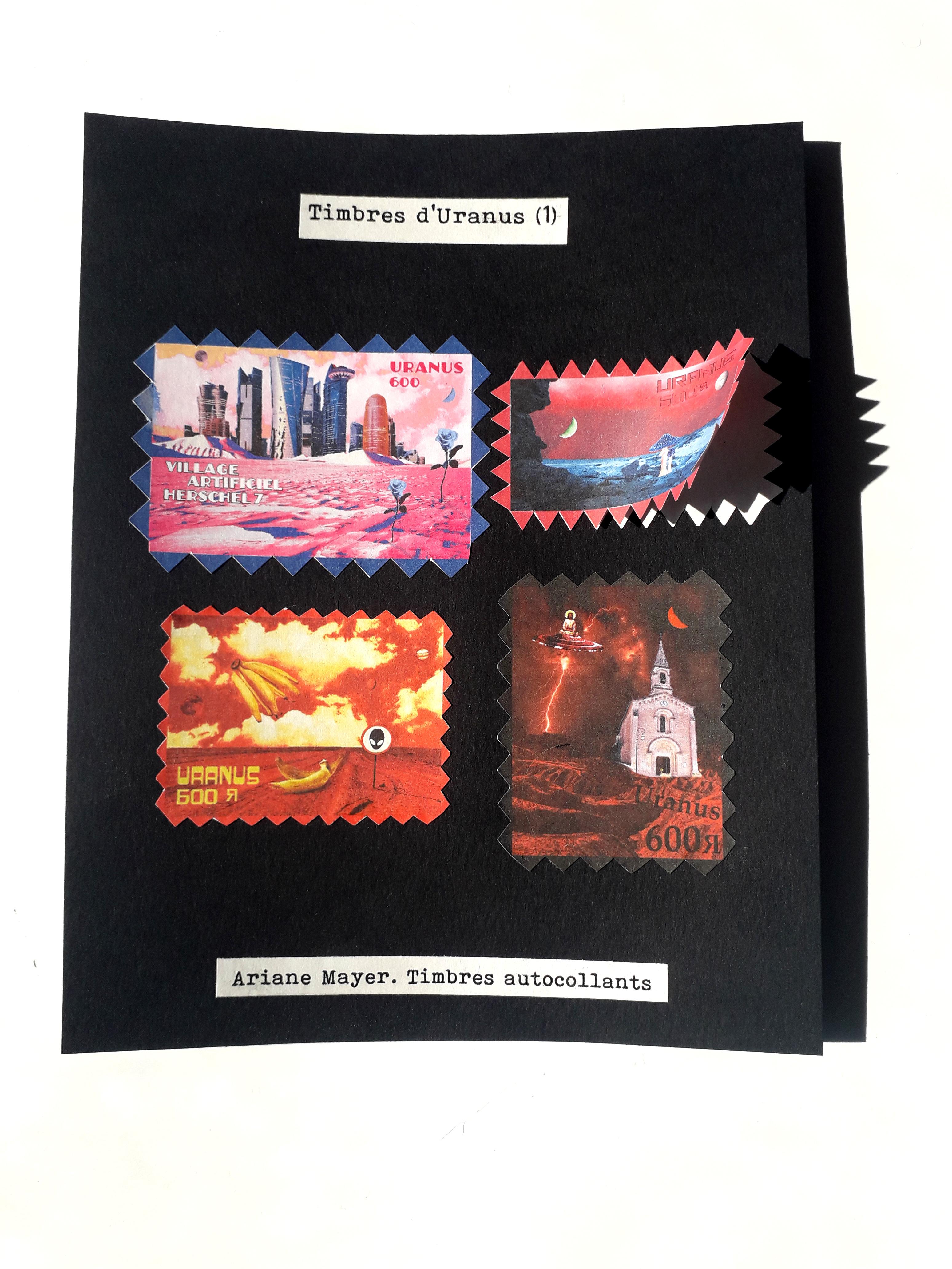 Carnets de timbres (5)