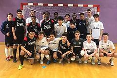 Gira _ tour de futsal para equipos en París, Francia, Europa – Partidos