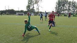 Torneo internacional de fútbol en París, Francia, Europa – Norte 1