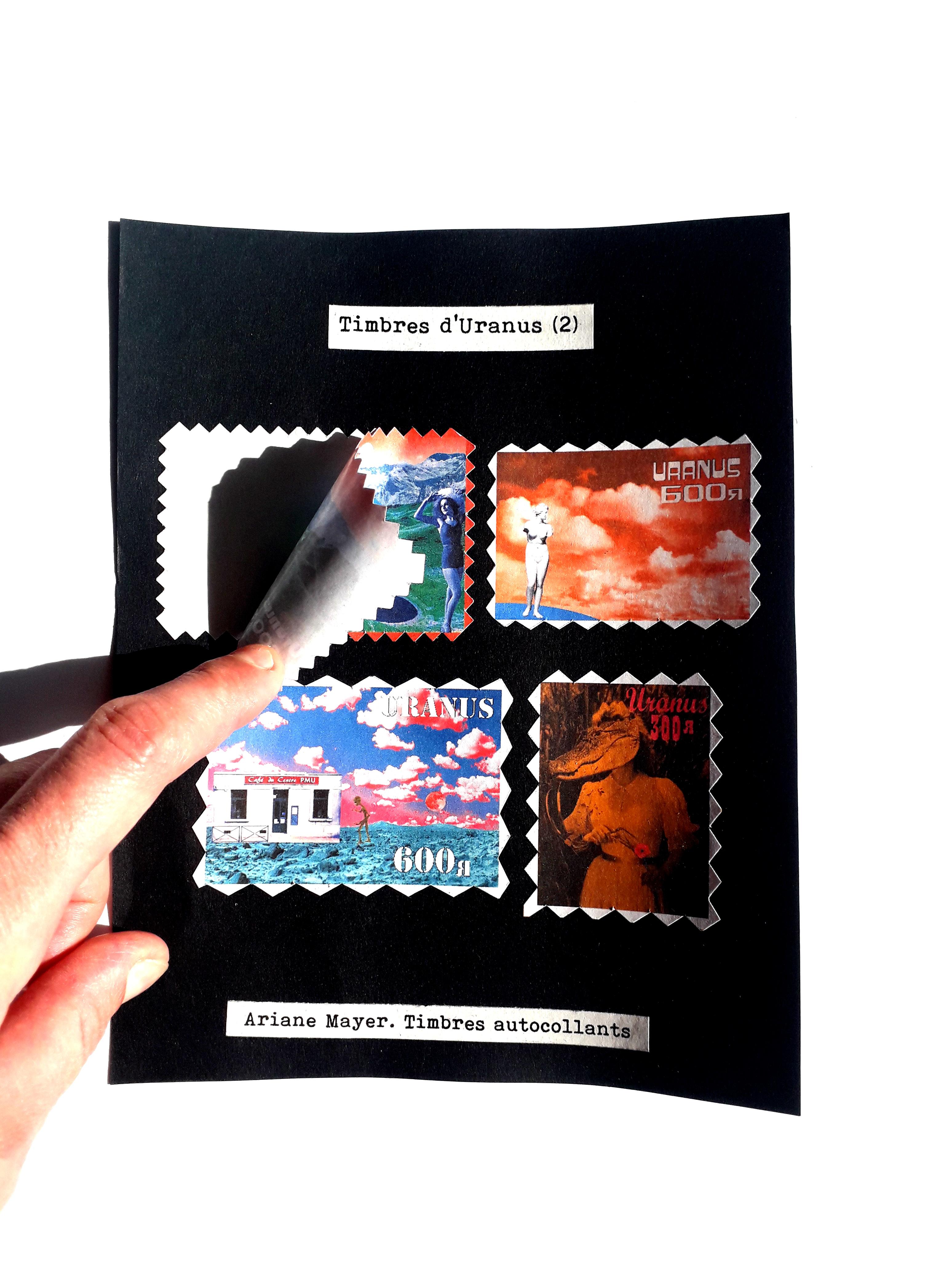 Carnets de timbres (6)