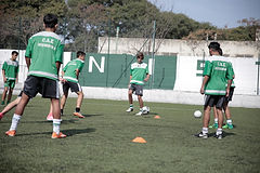 Soccer _ football clinic _ course for coaches in Buenos Aires, Argentina, South America – Soccer _ football training sessions