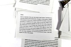 Lettres d'un inconnu (7)
