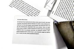Lettres d'un inconnu (5)