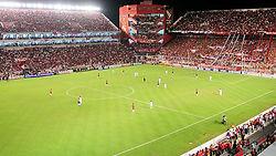 Vente de billet _ ticket _ place pour match de foot _ football à Buenos Aires, Argentine, Amérique du Sud - Independiente
