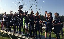 Torneo internacional de fútbol en París, Francia, Europa – Norte 2