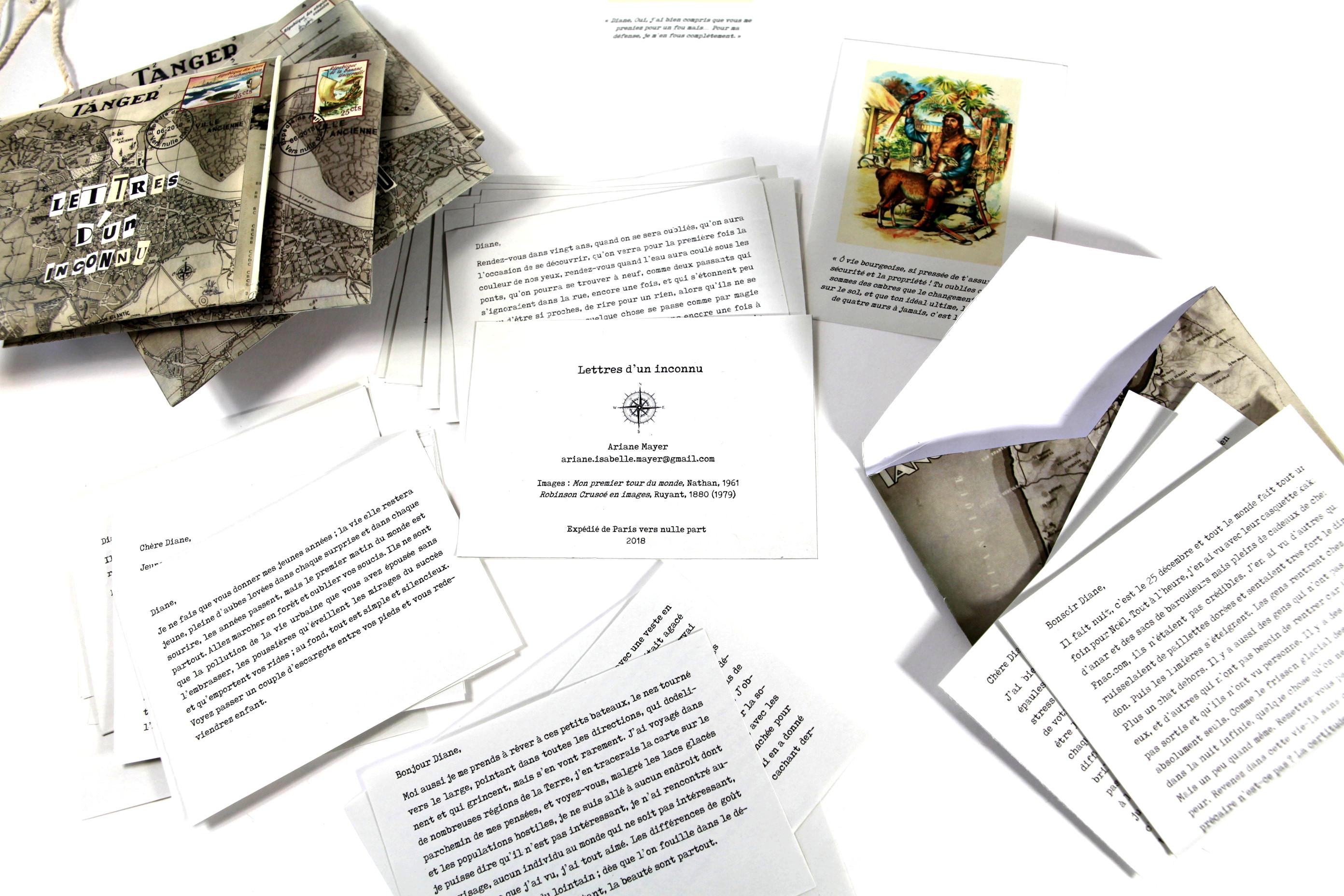 Lettres d'un inconnu (9)