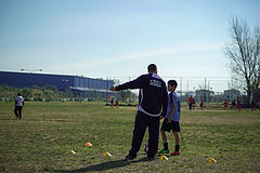 Soccer camp _ football camp, professional / high level / elite soccer _ football training camp,  soccer _ football training session /practice & soccer academy _ football academy in Buenos Aires, Argentina, South America – Social activities