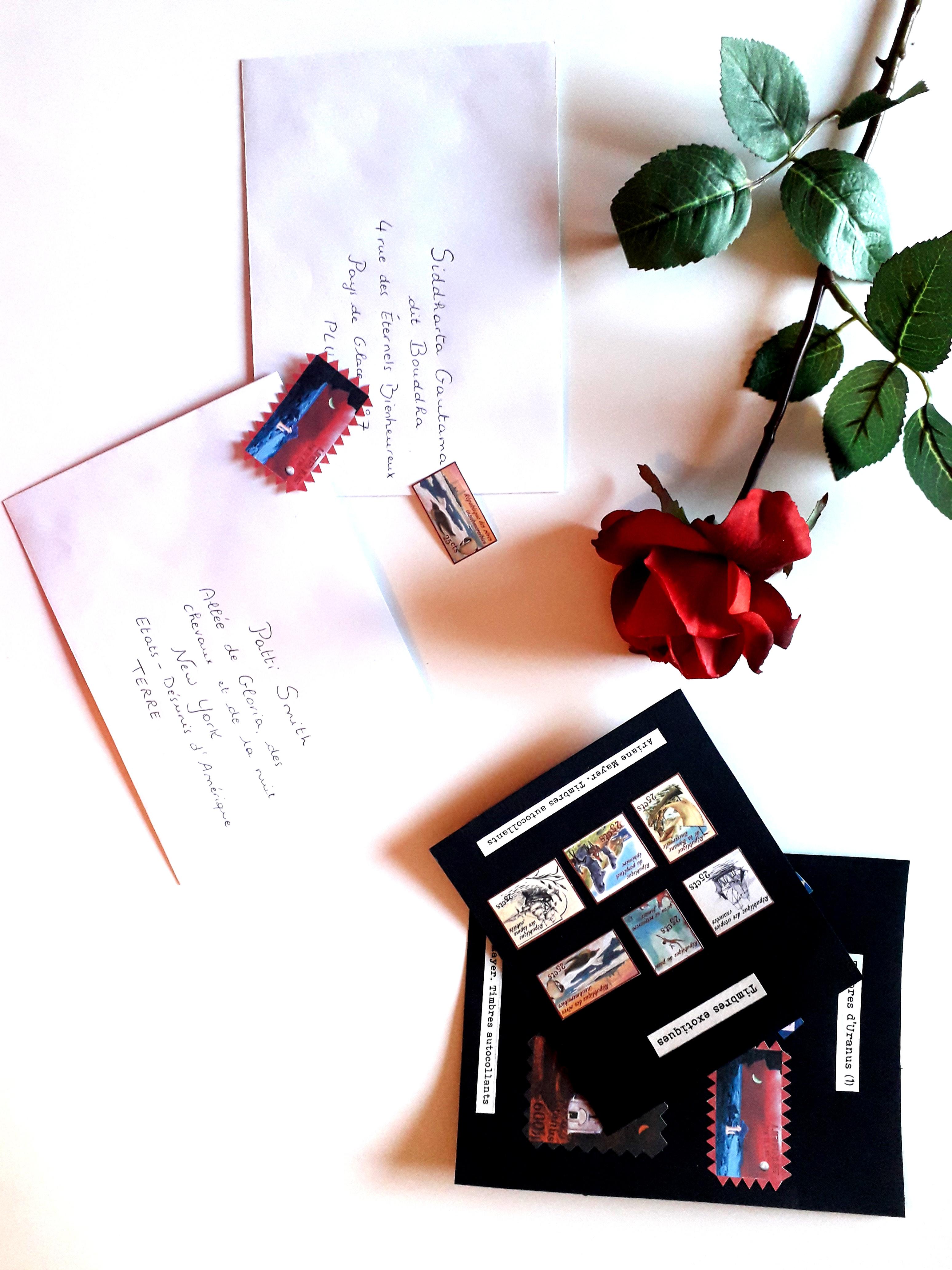 Carnets de timbres (1)