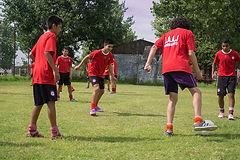Atividades de futebol em Buenos Aires, Argentina, América do Sul – Treinamentos, jogo amistoso e torneio