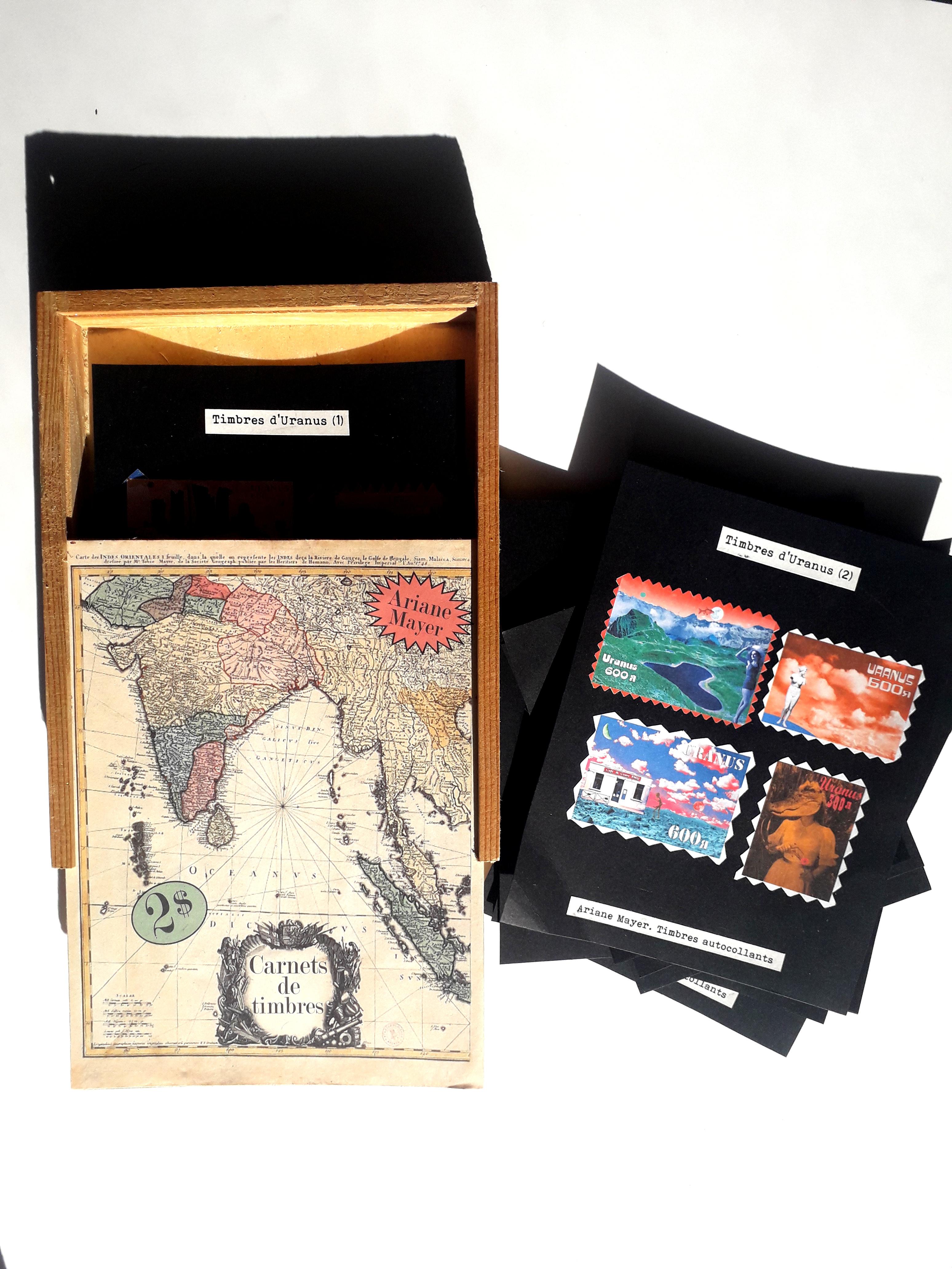 Carnets de timbres (7)