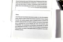 Lettres d'un inconnu (6)