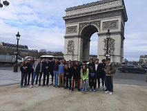 International Soccer tour _ football tour with professional clubs youth teams in Paris, France, Europe – Touristic tour