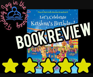Let's Learn About Krishna's Birthday: A Multicultural Book + Resources