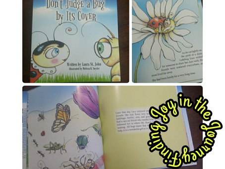 Teaching Children to Find the Beauty in Everything - Don't Judge a Bug by Its Cover