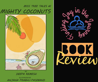 Miss Tree Tales Series: Fun books about Conservation
